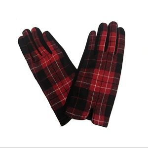 🆕WINTER CHIC TARTAN GLOVES